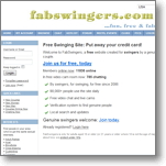 Fab Swingers Official Site