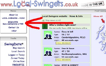 localswingers join